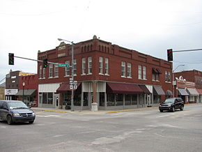 Kniseley and Long Building, Checotah Oklahoma.jpg
