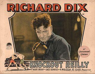 <i>Knockout Reilly</i> 1927 film