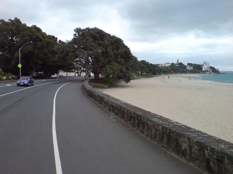 File:Kohimarama & Tamaki Drive.jpg