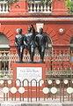 Kolkata BBD statues.jpg