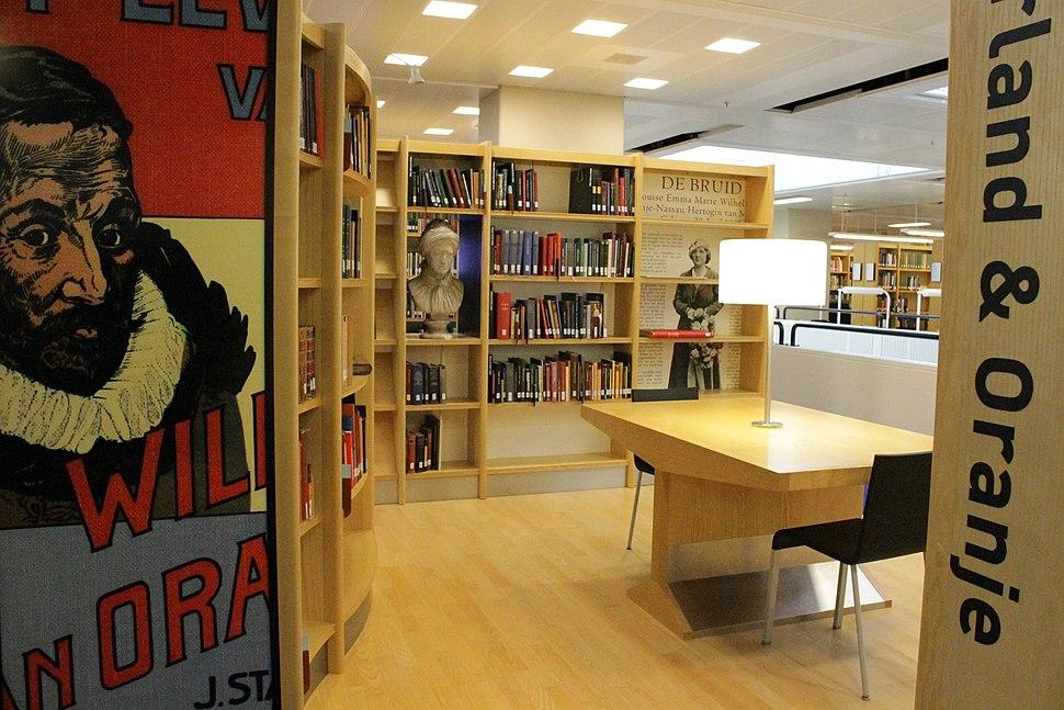 Koninklijke Bibliotheek Halls