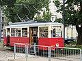 Konstal N tram in Warsaw.jpeg