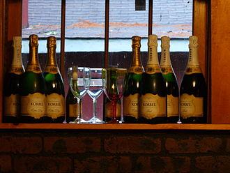 Korbel Champagne Cellars - Korbel California champagne.