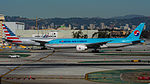 Korean Air Cargo Boeing 777 at LAX (22946906631).jpg