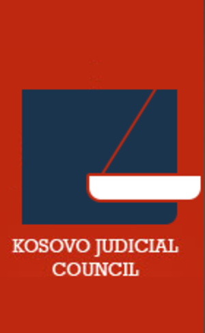 Judiciary of Kosovo - Kosovo Judicial Council Logo