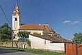 Kostel Stětí svatého Jana Křtitele Starý Petřín 01.JPG