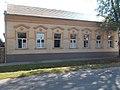 Kosztolányi Géza főmozdonyvezető háza, Ady Endre utca 60, 2018 Dombóvár.jpg