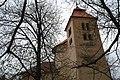 Kováry, hradiště Budeč, kostel sv. Petra a Pavla 4.JPG