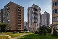 Kozyrava (Minsk) — recent development 27.jpg