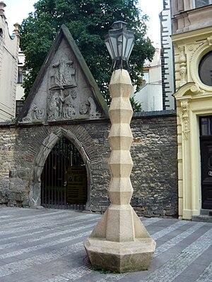 Emil Králíček - Image: Kralicek Lamp