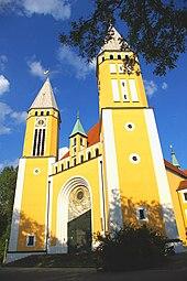 Spitalkirche Schwandorf