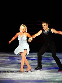 List Of Dancing On Ice Professional Skaters Wikipedia
