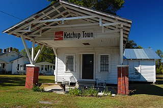 Ketchuptown, South Carolina Unincorporated Community in South Carolina, United States