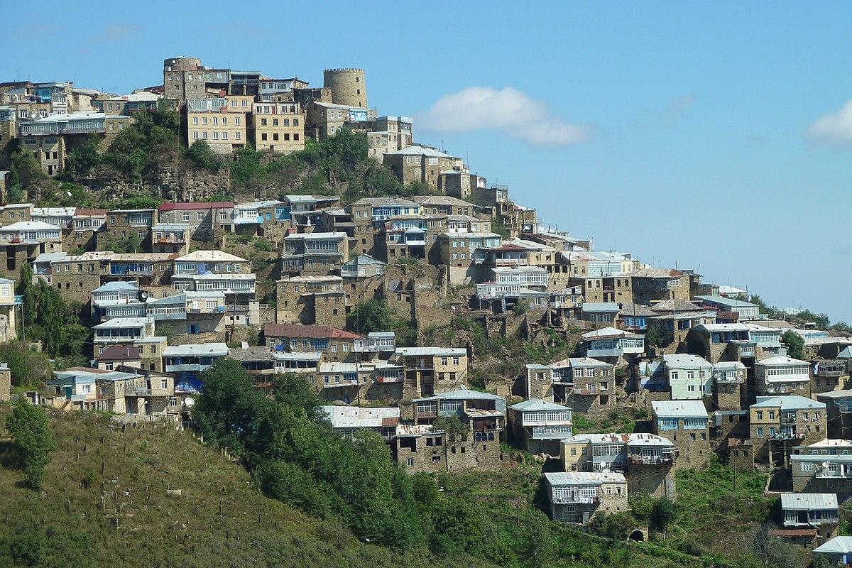 Kubachi (urban-type settlement) - Wikipedia