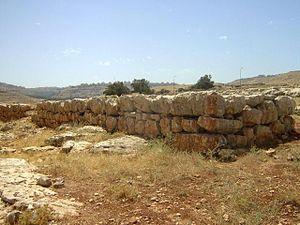 Qubur Bani Isra'il - Image: Kubur Bani Yisra'il 2010