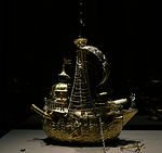 Kunsthistorisches Museum 07 07 2013 Galleon Joss Mayer.jpg