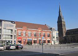 Kuurne Marktplein.JPG