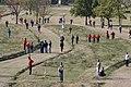 L'antico gioco della ruzzola presso il Pontelungo - panoramio - Carlo Pelagalli.jpg