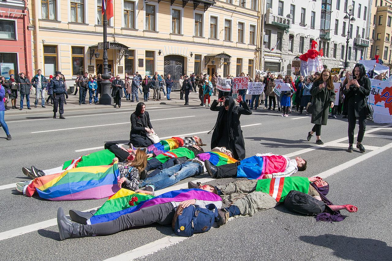 Gays Being Attacked and Killed Across Russia, Not Just in Chechnya, New Study Shows