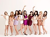 LG 시네마 3D TV 새 모델 '소녀시대' 영입