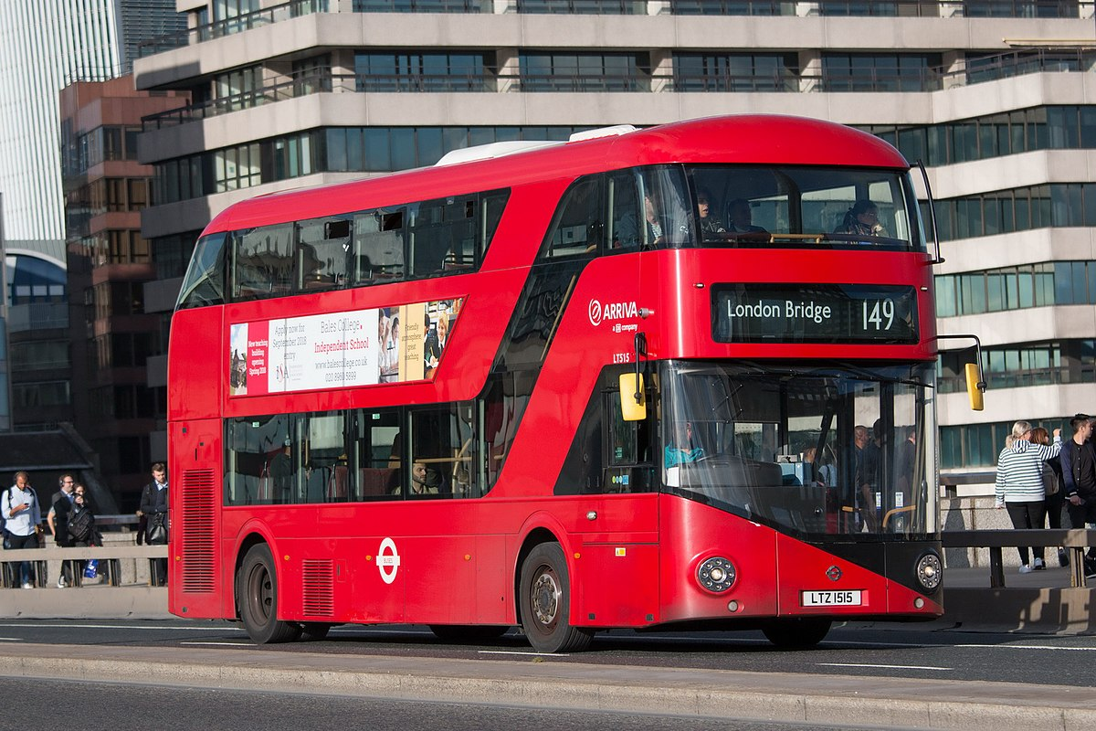 Third of London buses to run on biodiesel - Air Quality News |London Transit Buses