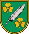 Coat of arms of Skrīveri Municipality