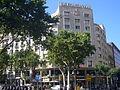 La Equitativa, Fundación Rosillo, Passeig de Gràcia - Consell de Cent.JPG