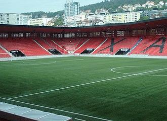 Neuchâtel Xamax - Stade de la Maladiere