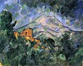 La Montagne Sainte-Victoire et le Château noir, par Paul Cézanne.jpg