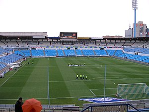 Estadio La Romareda (2006)