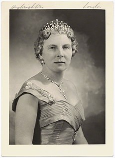 Lady May Abel Smith British Royal Family descendant