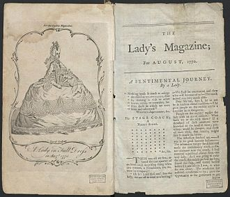 The Lady's Magazine - The Lady's Magazine – August 1770