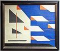 Lajos Tihanyi - Blue-yellow composition.jpg