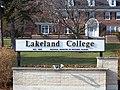 LakelandCollegeSign.jpg