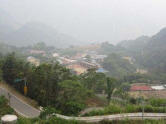Alishan, Chiayi - Alishan Township