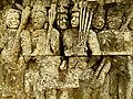 Lalitavistara - 060 S-39, Siddhartha in the Villages (detail, left) (8599333278).jpg