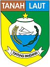 Official seal of Tanah Laut Regency (Kabupaten Tanah Laut)