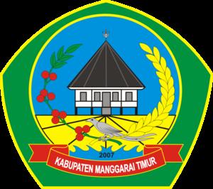 East Manggarai Regency - Image: Lambang Kabupaten Manggarai Timur