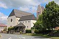 Lamprechtshausen - Ort - Alter Pfarrhof - 2014 05 14 - 1.jpg
