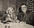 Lana Turner and James M. Cain, 1946.jpg