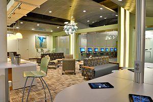 Hamilton, Ohio - The Lane Libraries Community Technology Center