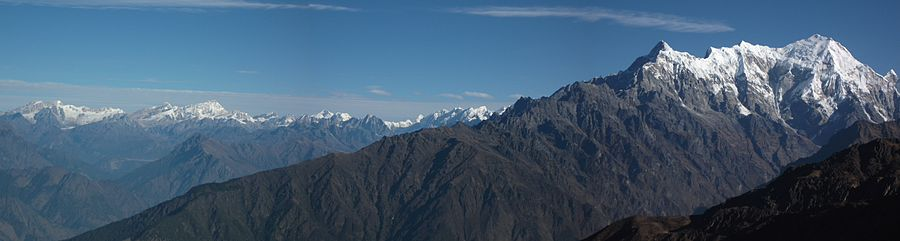 Pegunungan Himalaya Wikipedia Bahasa Indonesia Ensiklopedia Bebas