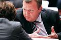 Lars Loekke Rasmussen Danmarks statsminister. Nordiska radets session 2010.jpg