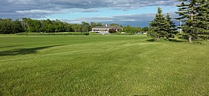 Rural Municipality of St. Andrews - Image: Larters Golf course in Manitoba Canada