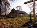 Latgale. Krišjāņi church, former manor barn - panoramio.jpg