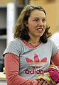 Laura Dahlmeier bei der Olympia-Einkleidung Erding 2014 (Martin Rulsch) 02.jpg