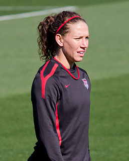 Lauren Holiday association football midfielder and forward for the United States and FC Kansas City