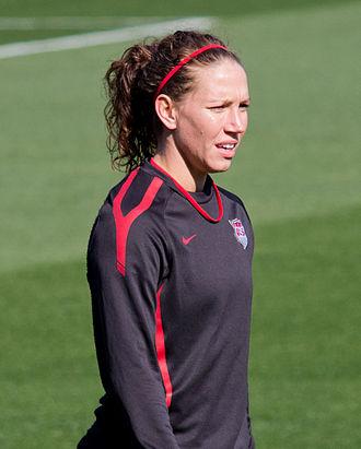 Lauren Holiday - February 2012