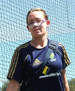 Lauren Ebsary 21st-century Australian womens cricketer