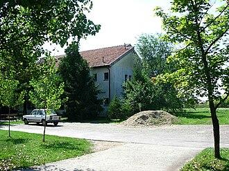 Lazarevo - Health centre.